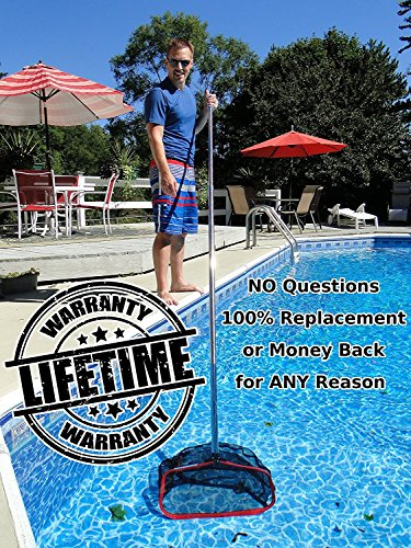 Protuff Pool Leaf Net 100 Forever Guarantee Covers Any