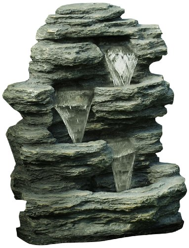 Pure-Garden-Cascade-Rock-Fountain-0