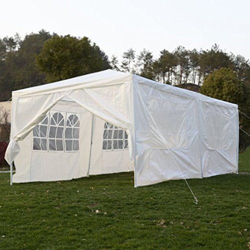 Qisan-Canopy-tent-carport-10-X-20-feet- & Qisan Canopy tent carport 10 X 20-feet Domain Carport with ...