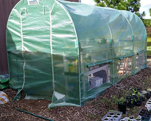 Portable Greenhouse With Heat : Quictent korea reinforced pe cover greenhouse
