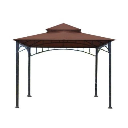 Garden Winds Replacement Canopy For Home Deptou0027S Pacific Casual Oval Dome Gazebo  sc 1 st  Farm u0026 Garden Superstore & Garden Winds Replacement Canopy For Home Deptou0027S Pacific Casual ...