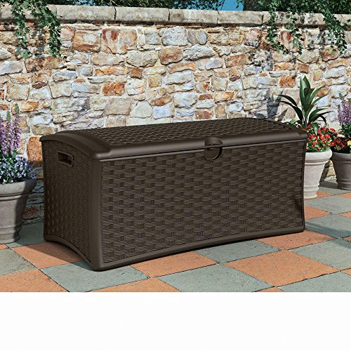 Resin-Wicker-Deck-Box-72-Gal-Constructed-with-Weather-resistant-Polypropylene-Plastic-Resin-in-Wicker-Finish-0-0