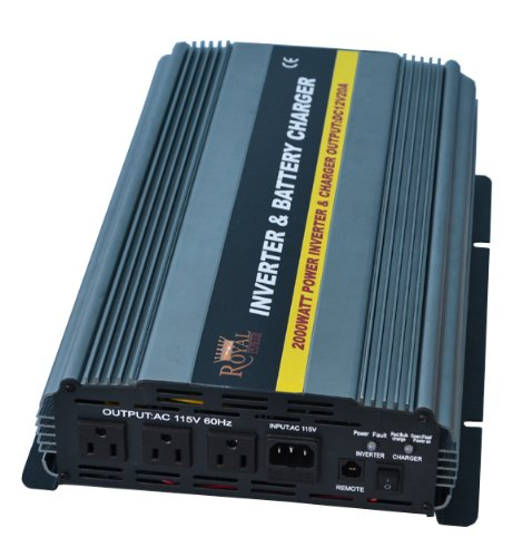 Royal-Power-PIC2000-12-Power-Inverter-2000-Watt-12-Volt-DC-To-110-Volt-AC-with-20amp-Charger-and-Auto-Transfer-Switch-0