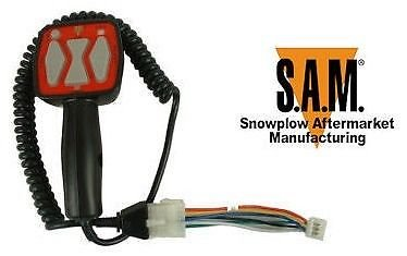SAM-Replacement-Snowplow-Controller-Replaces-WesternFisher-OEM-Part-9400-Model-1306902-0