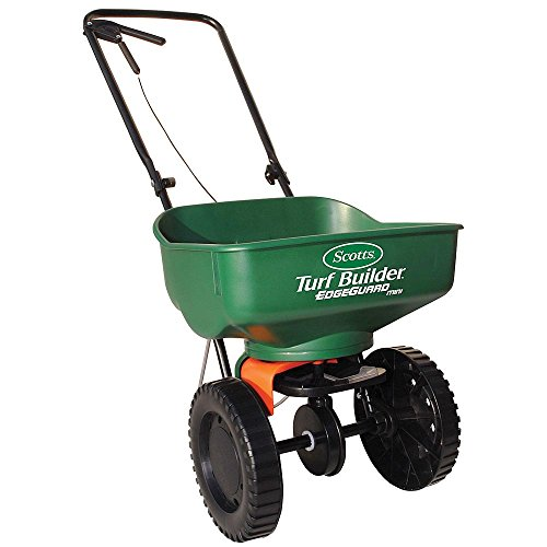 Scotts-Broadcast-Spreader-Use-It-For-Grass-Seed-Manure-Salt-Compost-Fertilizer-Turf-Builder-For-Growing-Plants-Flowers-Shrubs-In-Garden-Lawn-Yard-Backyard-Heavy-Duty-Edgeguard-Technology-0