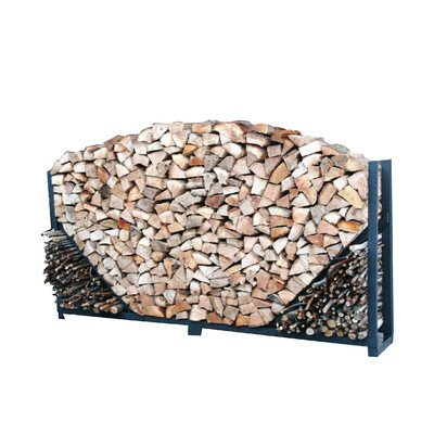 ShelterIt-Straight-Firewood-Log-Rack-with-Kindling-Wood-Holder-and-Waterproof-Cover-8-Black-0
