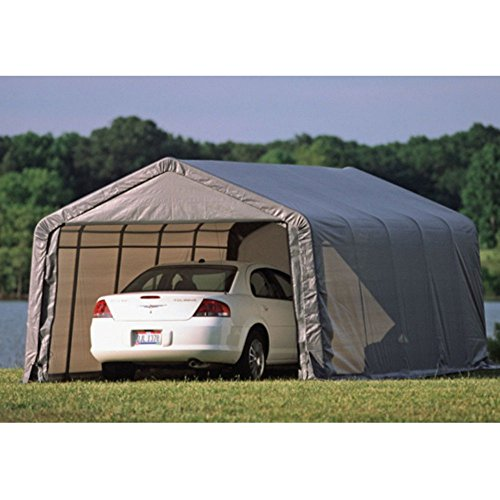 ShelterLogic-74342-Green-12x24x10-Round-Style-Shelter-0