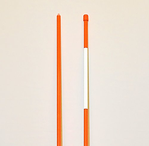 Snow-Pole-Driveway-Markers-with-Reflective-Tape-Orange-Pack-of-10-0-0