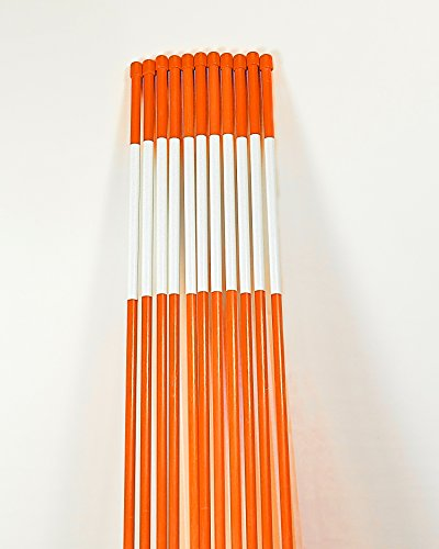Snow-Pole-Driveway-Markers-with-Reflective-Tape-Orange-Pack-of-10-0