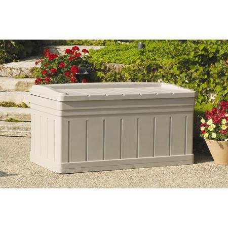 Suncast-129-Gallon-Resin-Neutral-Taupe-Outdoor-Storage-Deck-Box-0