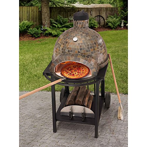 Kitchen Wood Fired Pizza