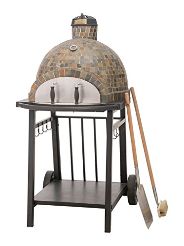 Sunjoy-L-BQ127PST-A-Killington-Wood-Fired-Pizza-Oven-0