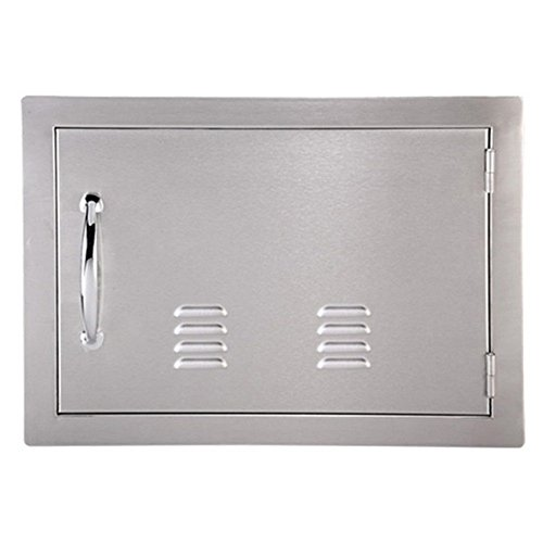 Sunstone-Grills-Classic-Series-Flush-Single-Access-Horizontal-Door-with-Vents-0