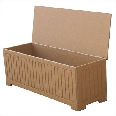 Sydney-65-Gallon-Manufactured-Wood-Flat-Top-Deck-Box-Finish-White-0-1