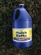 THIS-WEEKEND-ONLY-5000GALLON-Jet-Black-1-gallon-Bring-color-back-into-your-yard-with-Mulch-RenuCovers-4000-square-feet-0