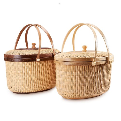 Picnic Basket Jakarta : Tengtian brand nantucket basket picnic ping