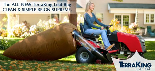 Terra King Leaf Bag