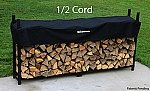 The-Woodhaven-8-Foot-Firewood-Log-Rack-with-Cover-0