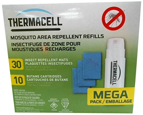 Thermacell Mosquito Repellent Mega Value Refill Pack