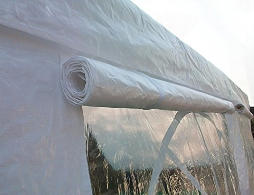 Timed-Scare-Buying-Quictent-20X10-Heavy-Duty-PE-Water-Resistant-Party-Wedding-Tent-carport-Canopy-0-0