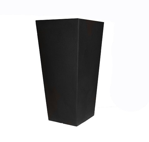 Tusco-Products-CTU32BK-Cosmo-Tall-Planter-Black-32-Inch-0