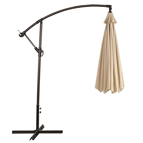Ulaxfurniture-10-Ft-Offset-Hanging-Umbrella-0-0