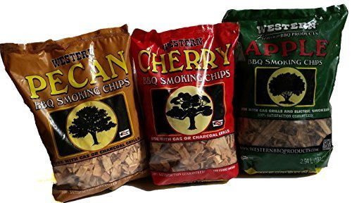 Western Wood Chips ~ Ultimate western bbq smoking wood chips variety pack