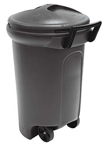United-Solutions-TB0042-Critter-Proof-Wheeled-GarbageTrash-Can-with-Turn-and-Lock-Lid-0
