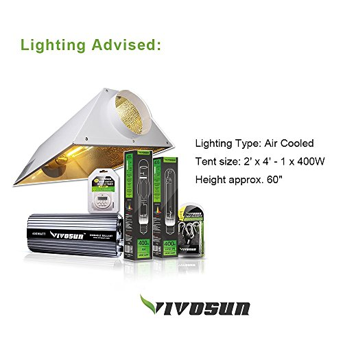 VIVOSUN-Horticulture-48x24x60-Mylar-Hydroponic-Grow-Tent-with-Obeservation-Window-and-Floor-Tray-for-Indoor-Plant-Growing-2×4-0-1