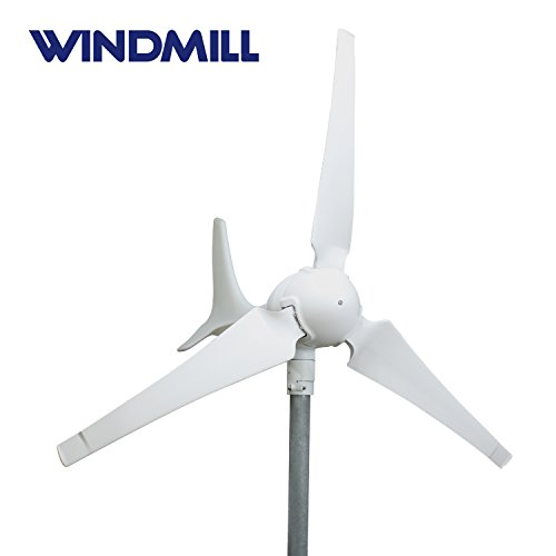 WINDMILL-600W-12V-24V-50A-25A-Wind-Turbine-Generator-kit-MPPT-charge-controller-included-Amp-Volt-Watt-display-automatic-and-manual-braking-system-DIY-installation-0