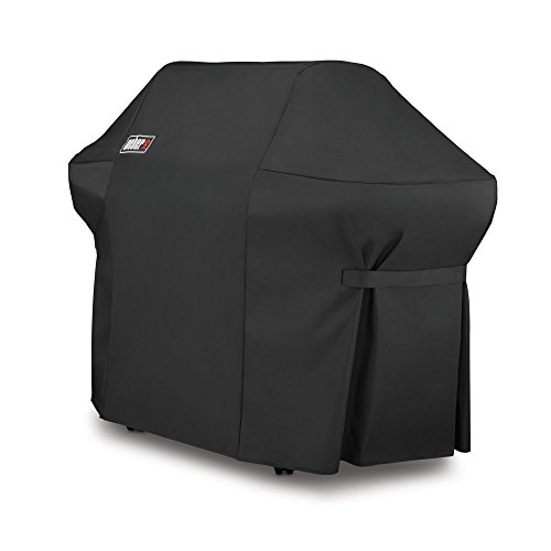 Weber 7108 Grill Cover With Storage Bag For Summit 400