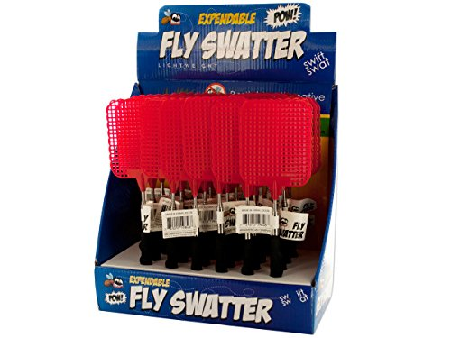 Wholesale-Extendable-Fly-Swatter-Countertop-Display-Set-of-24-Household-Supplies-Pest-Control-0