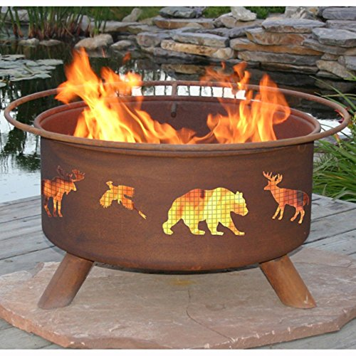 Wildlife-Fire-Pit-with-FREE-Cover-0