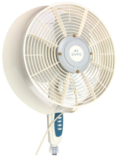 Windchaser Outdoor Misting Fan Farm Amp Garden Superstore
