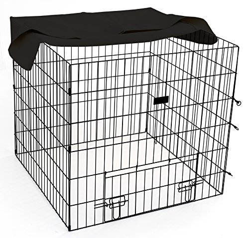 Wire-Compost-Bin-Spring-Gardener-Kitchen-Waste-Composter-with-Stakes-and-Cover-Soil-Saver-Sustainable-Solution-for-Backyard-Gardeners-and-Homeowners-32in-x-32in-x-30in-H-0-1