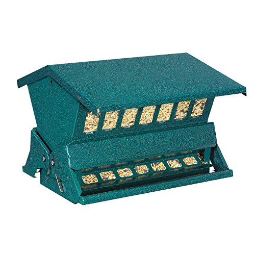 Woodlink-Absolute-II-Squirrel-Resistant-Bird-Feeder-Model-7536-0