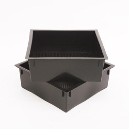 Worm-Factory-Composter-Extra-Trays-Black-Set-of-7-0