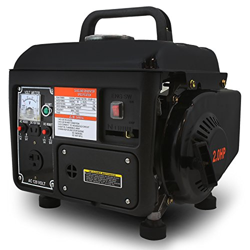 XtremepowerUS-1200-Watt-2-Stroke-Portable-Gasoline-Gas-Electric-Power-Generator-0