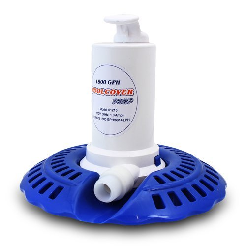 XtremepowerUS 1800GPH Fully Auto Swimming Pool Cover Pump ...