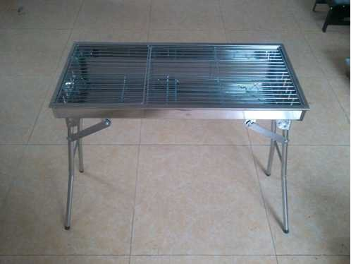 Yueyou-Stainless-Steel-Foldable-BBQ-Grill-5153456cm-Stainless-Steel-430-0