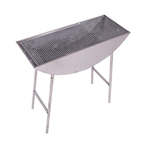 Yueyou-Stainless-Steel-Ship-Type-BBQ-Grill-Stainless-Steel-0