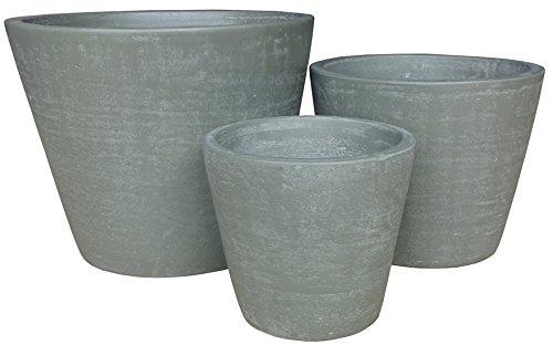 Zen-Garden-Countryside-Terracotta-Planter-Set-of-3-Color-Grey-0