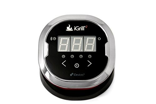 iDevices-IGR0009-iGrill2-Bluetooth-Thermometer-Compatible-with-IOS-or-Android-with-2-Meat-Handler-Bear-Claw-Style-Forks-0-0