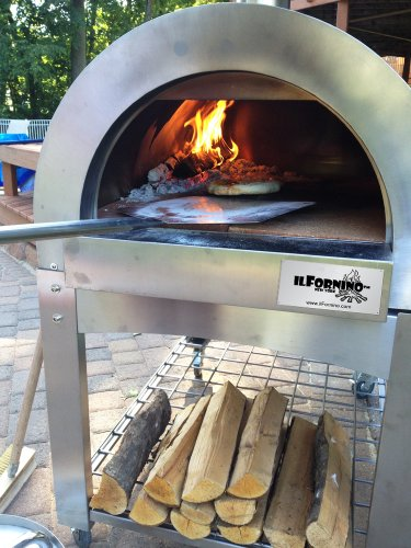 ilFornino-Basic-Wood-Fired-Pizza-Oven-High-Grade-Stainless-Steel-by-ilFornino-New-York-0