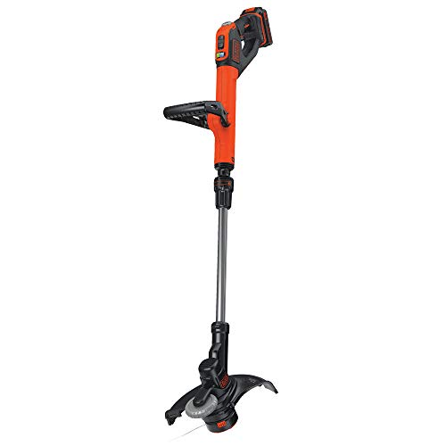 BLACKDECKER-LSTE525R-20V-MAX-15-Ah-Cordless-Lithium-Ion-EASYFEED-2-Speed-12-in-String-TrimmerEdger-Kit-Certified-Refurbished-0-1