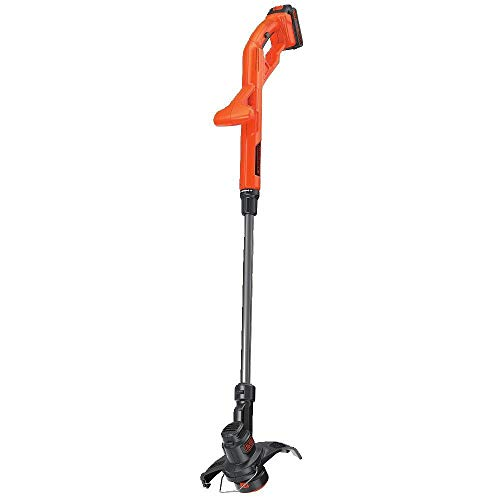 Black-Decker-LST201R-20V-MAX-15-Ah-Cordless-Lithium-Ion-10-in-String-TrimmerEdger-Certified-Refurbished-0