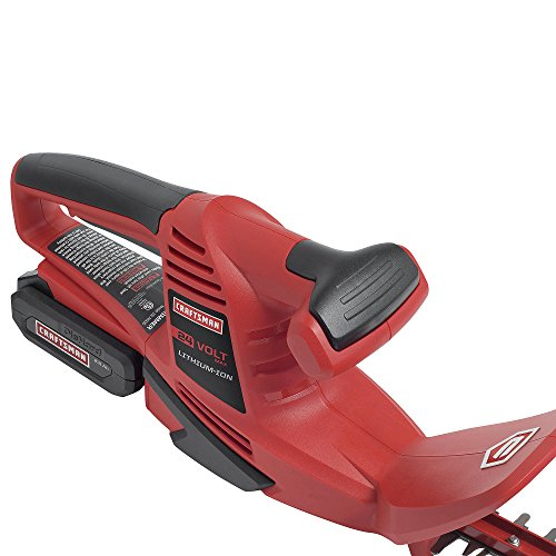 Craftsman-24V-Max-Li-Ion-22-Cordless-Hedge-Trimmer-0-2