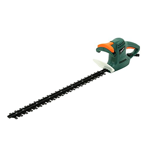 DOEWORKS-45AMP-Corded-Electric-Hedge-Trimmer-with-24-Dual-Action-Steel-Blade-0