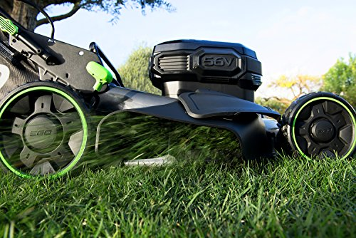 EGO-Power-LM2020SP-20-Inch-56-Volt-Lithium-ion-Brushless-Steel-Deck-Walk-Behind-Self-Propelled-Lawn-Mower-Battery-and-Charger-Not-Included-56-V-Green-0-1