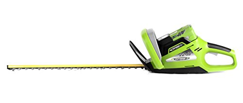 Earthwise-LHT14022-22-Inch-Blade-40-Volt-Cordless-Electric-Hedge-Trimmer-2Ah-Battery-Charger-Included-0-0